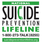 RESROUCES - GET HELP - National Suicide Prevention Hotline