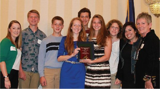 NH Youth-In-Action Award